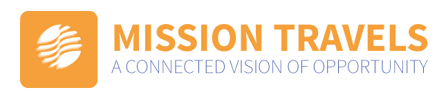 MISSION TRAVELS Logo